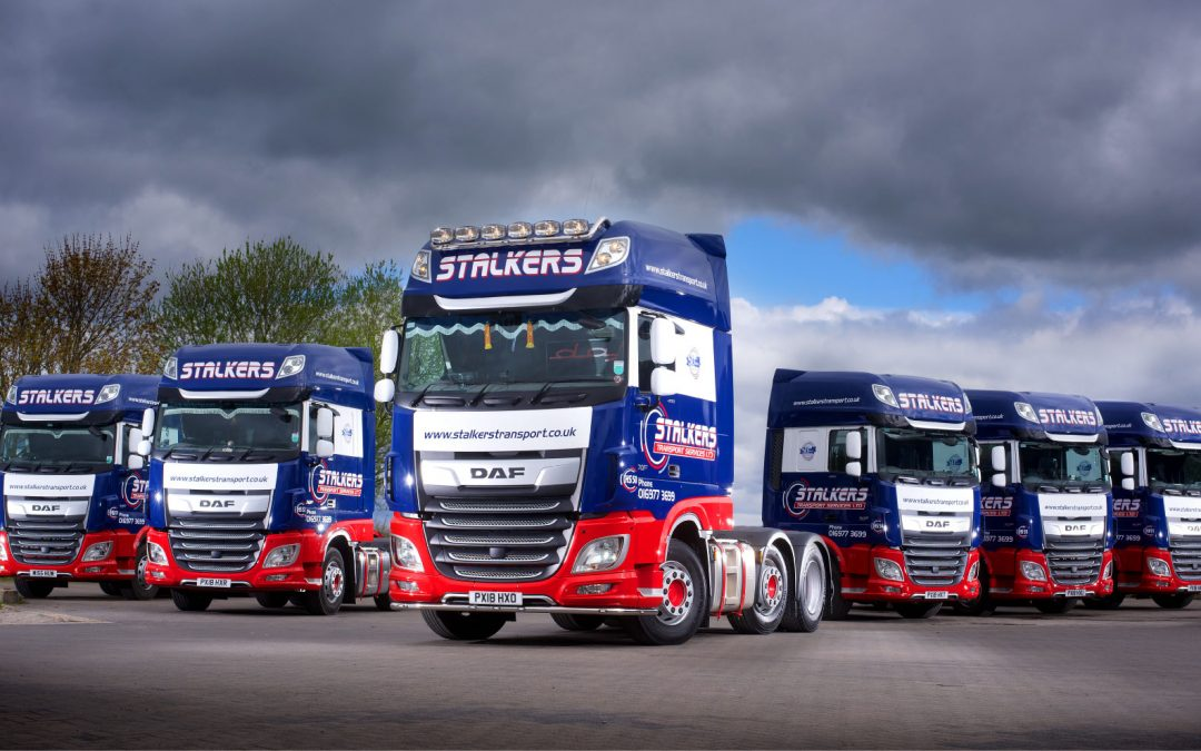 Cumbrian family haulage firm hope for 50th birthday bonus as they prepare for national awards