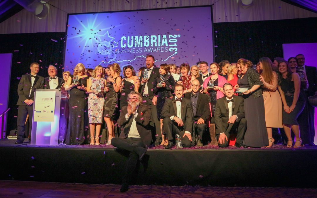 Congratulations to the Cumbrian Family Business of the Year Awards finalists