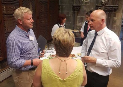Yorkshire Family Business Launch Event July 2018