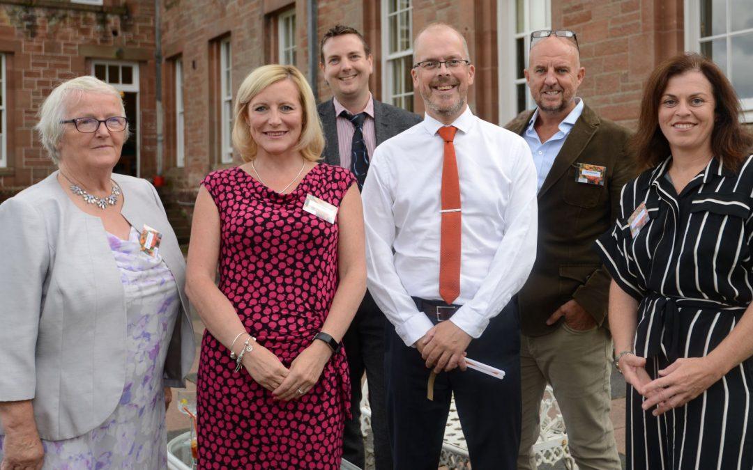 Family businesses shine at inaugural Cartmell Shepherd Summer Social
