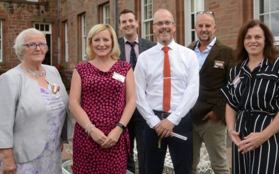 Family businesses shine at inaugural Cartmell Shepherd Summer Social