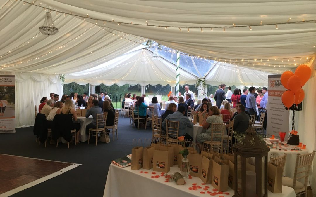 Peter Fleming meets some of Cumbria's inspirational family businesses and discovers the benefits of networking.