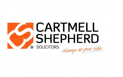 Cartmell Shepherd proud to make prestigious business awards shortlist