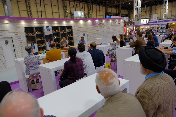 Demand for space creates attractive proposition for sponsors at food sectors leading event