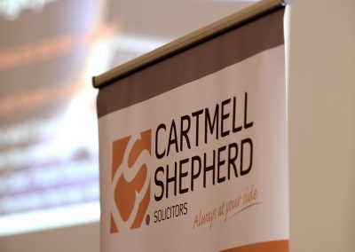CARTMELL SHEPHERD / FAMILY BUSINESS NETWORK EVENT