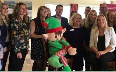 Elton Elf confirms he will return to Cumbria this Christmas!