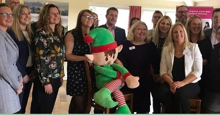Elton Elf confirms he will return to Cumbria this Christmas!