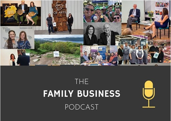 The Family Business Podcast with The Family Business Network (ep 42)