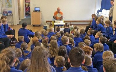 Schools at the forefront of the nation's 'Food for Life' scheme