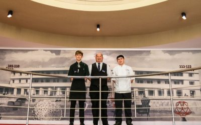 Hotel group keeps Hardy boys in the family