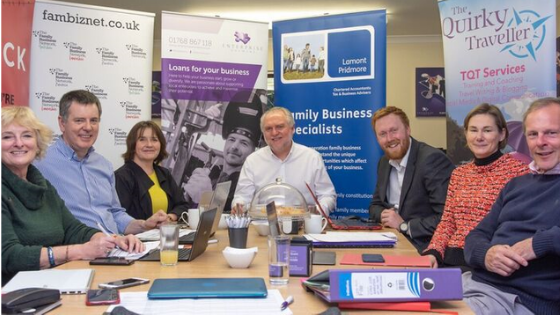 Expert judges announce finalists for Cumbria Family Business Awards