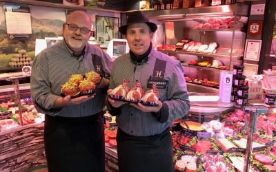 Higginsons nominated as finalist in Cumbria Life Food and Drink Awards
