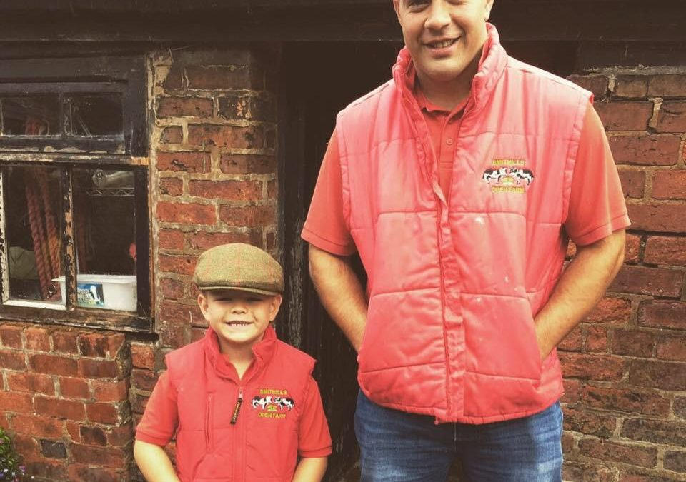 Working with me dad – Smithills' father and son to talk shop