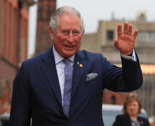 Prince Charles comes to Cumbria