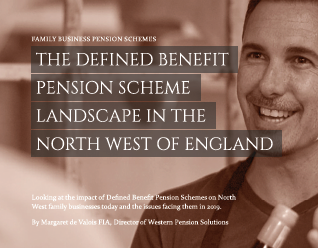 Western Pensions releases research report into North West family Business Pension Schemes