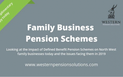 Western Pensions release Q1 update on NW Family Business Pension Schemes