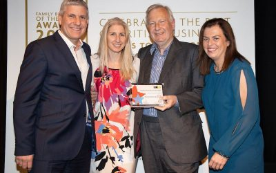 Cumbrian family firm triumphs on national stage