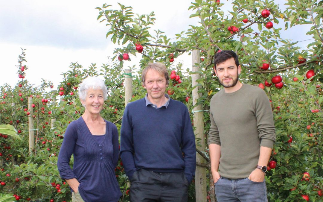 Company at the forefront of organic fruit and veg revolution opens its doors