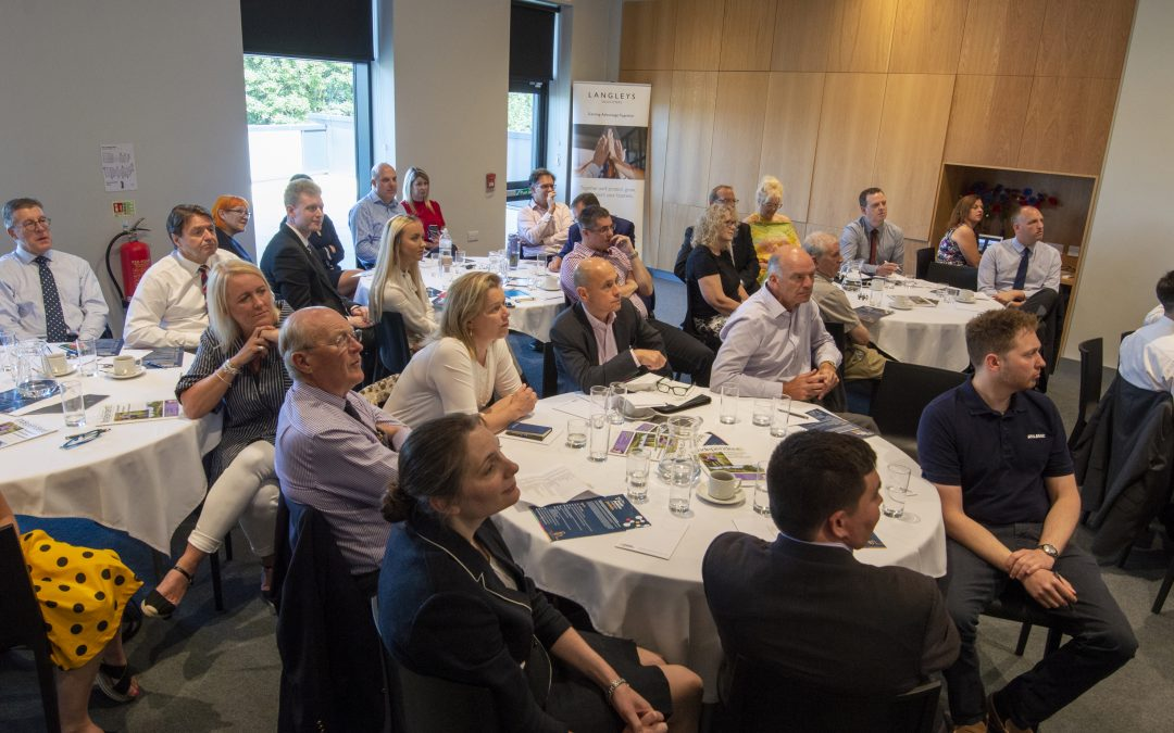 Family Business conference in Lincoln hailed as a success
