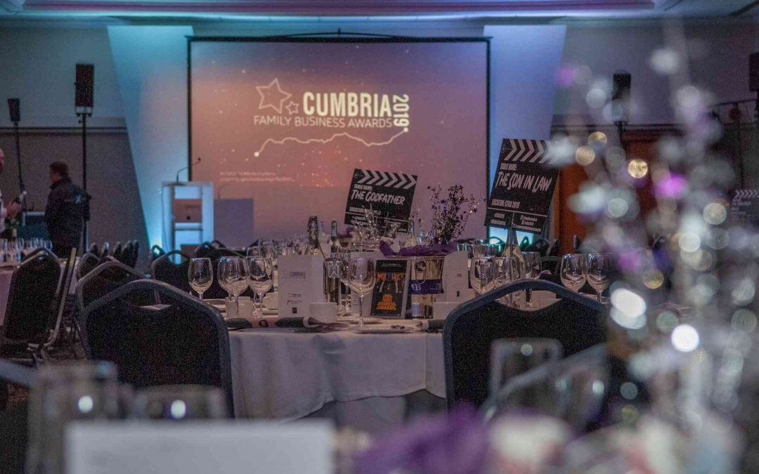 Cumbria Family Business Awards 2019