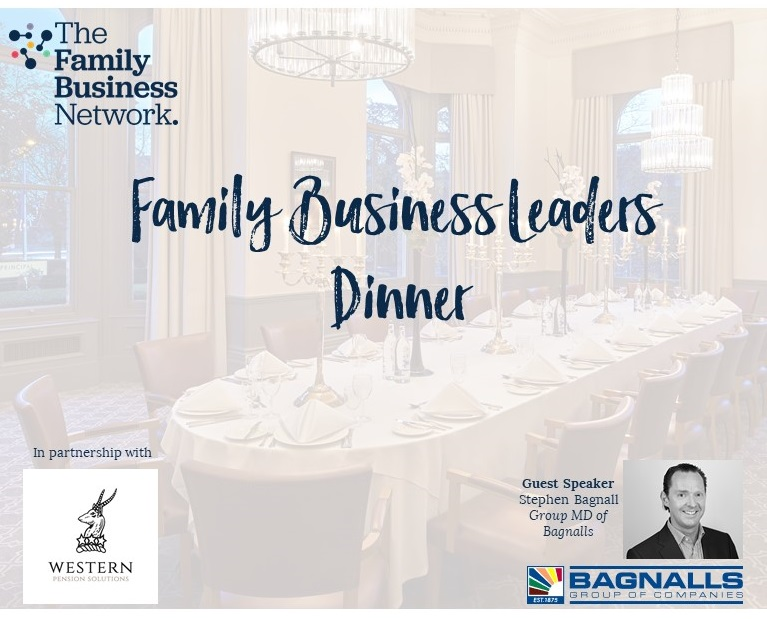 Family Business Network to host dinner event