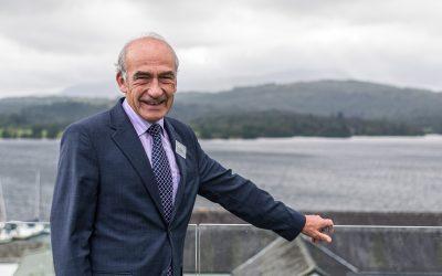 Hotel group director reaches 40 year working milestone