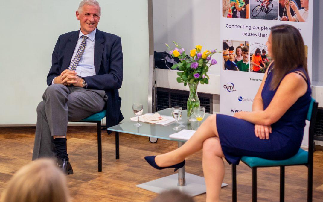 'An Audience with Peter Hensman' Insight event 11 September