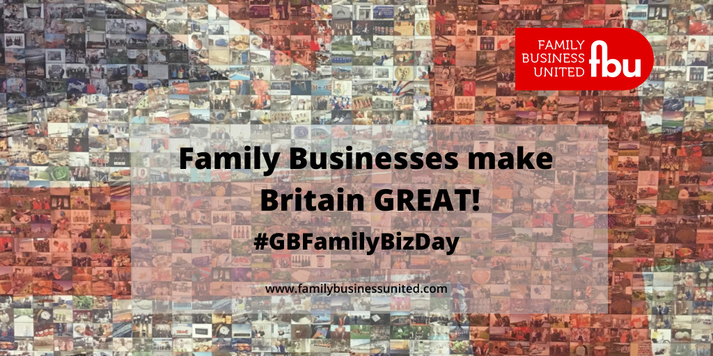 Family Firms make Britain Great!