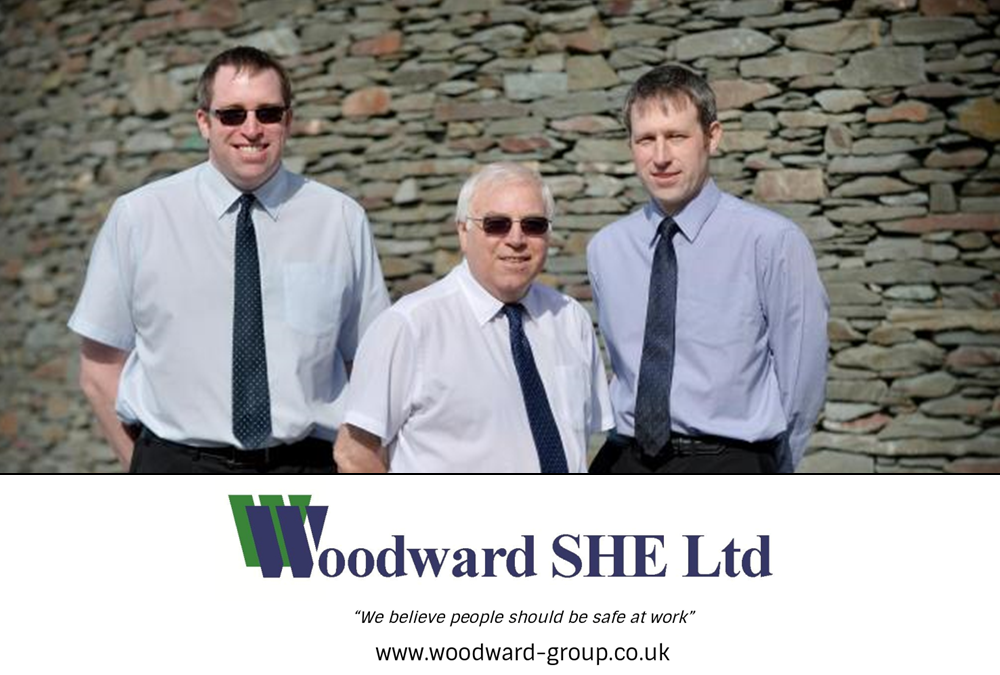 Woodward – A NEBOSH Gold Learning Partner