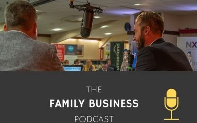 The Family Business Podcast, live from The Family Business Conference (Ep 62)