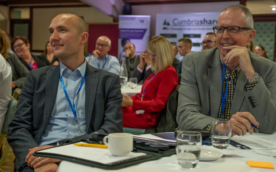 Jelf was a proud sponsor of the Family Business Conference in Cumbria