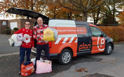 Family Business United embarks on Santa dash for homeless charity