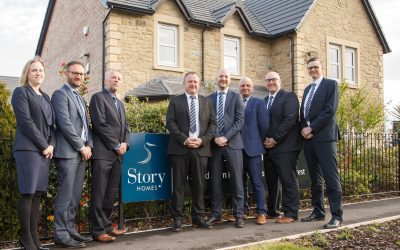 Story Homes makes key Lancashire appointments