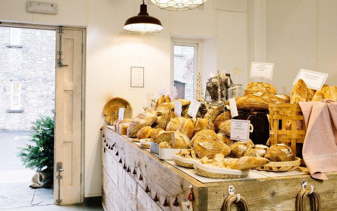 Family artisan Bakery opens new store