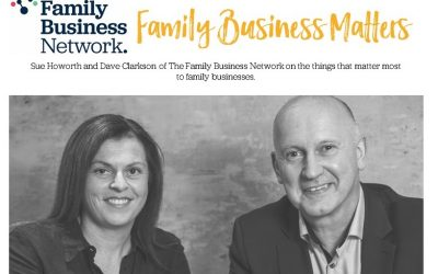 Decision-making for peace and harmony in family businesses