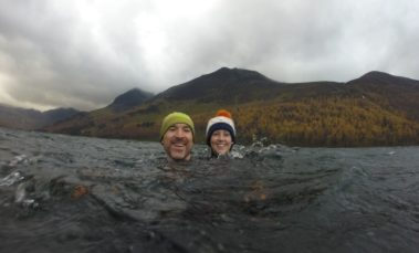 Wild Swimming opportunities attract legal executive to top Cumbrian firm