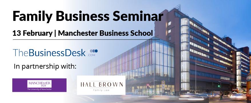 Family firms in the spotlight at February BusinessDesk.com seminar