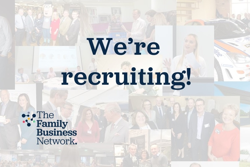 The Family Business Network are recruiting for a Business Support Administrator (Apprentice role)