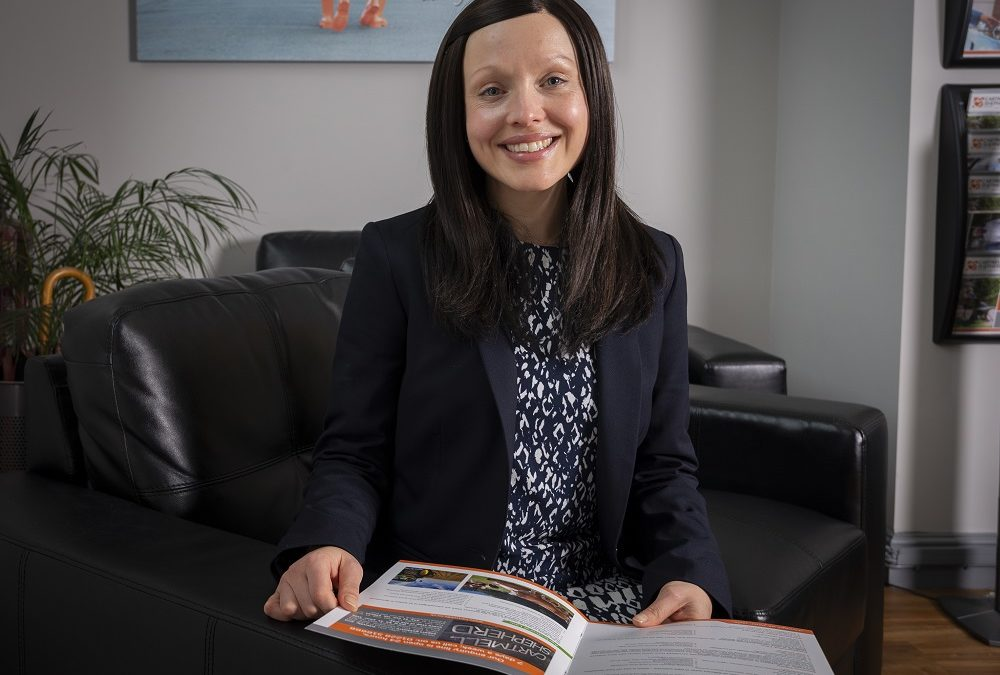 Ultra running solicitor starts her ideal job with leading legal firm in dream location
