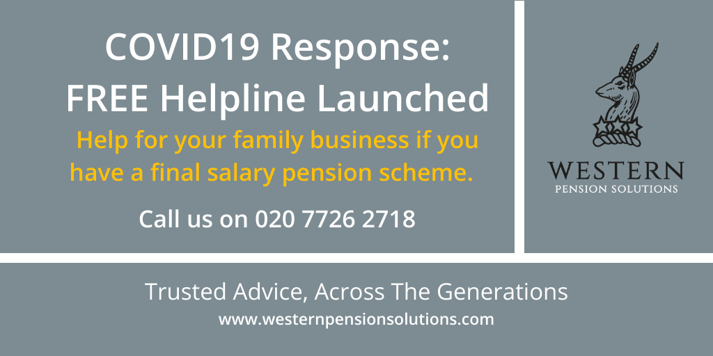 Western Pension Solutions launch help line for family firms