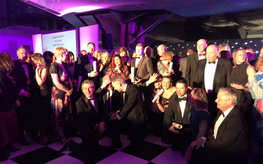 An evening of celebration for family businesses from across the North West