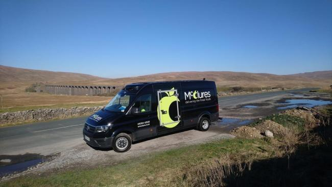 McClures launches order and collect service for Cumbria