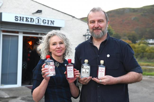 Shed 1 Distillery help to stop spread of coronavirus