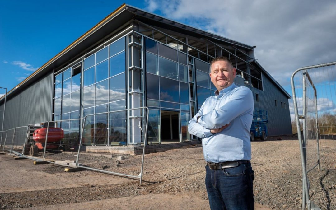 Cumbrian businessman says technology is the key to getting Britain back to work