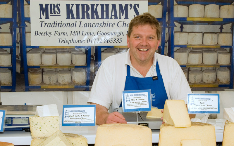 Loan through independent lender sustains Lancashire cheesemaking business through lockdown