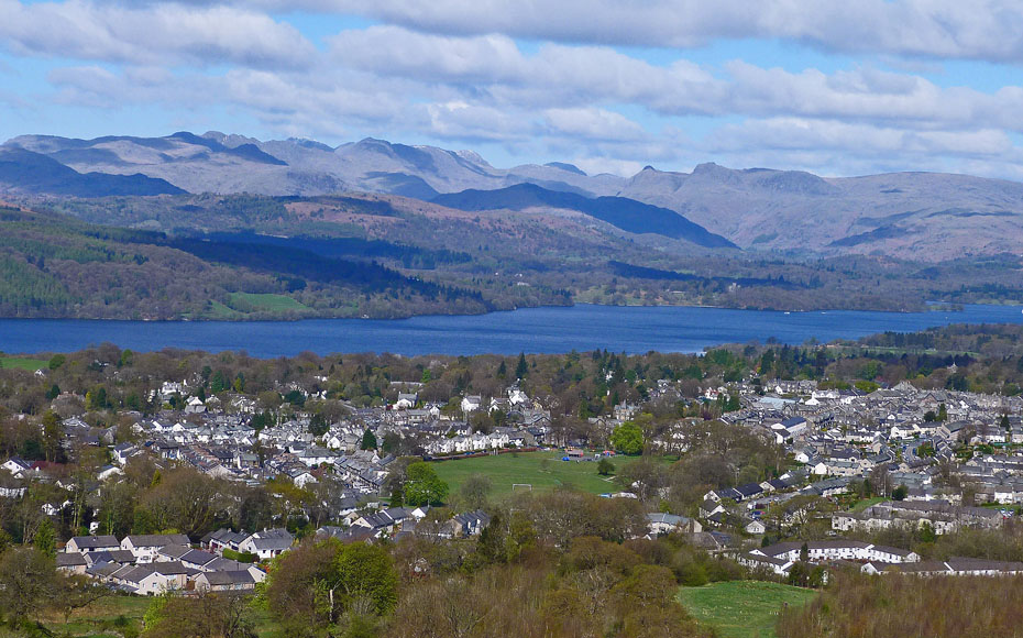 Cumbria is encouraged to think 'local'