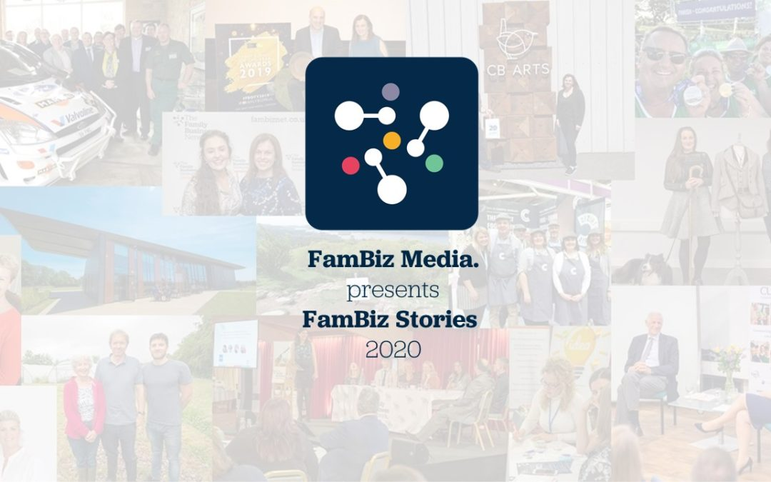 Family Business Network launches new storytelling media