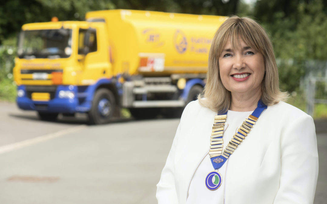 Yorkshire Businesswoman becomes UKIFDA president