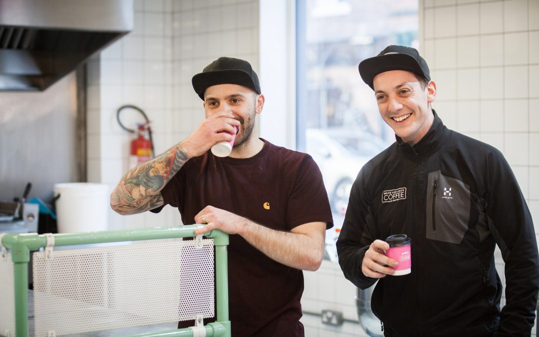Speciality coffee roasters spill the beans on their business growth journey