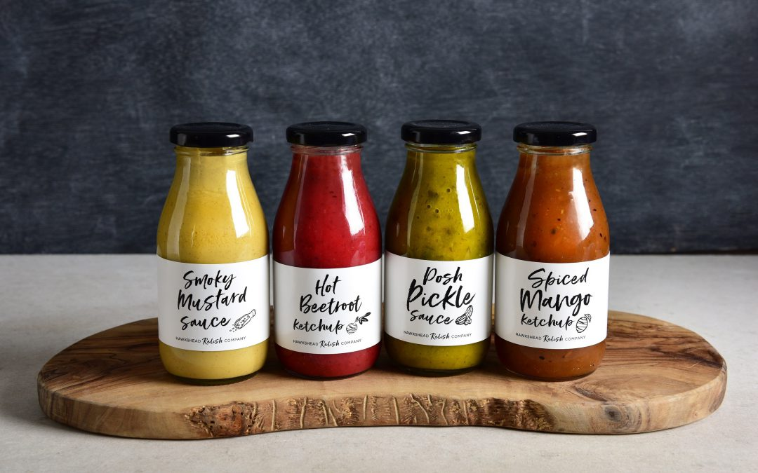 Hawkshead Relish launches new products for autumn